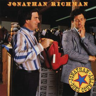 <i>Jonathan Goes Country</i> album by Jonathan Richman