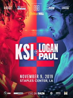 KSI vs. Logan Paul II