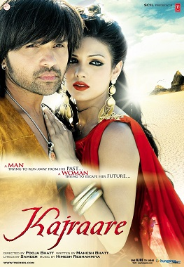 Kajraare (2010) SL DM - Himesh Reshammiya, Mona Laizza, Amrita Singh, Natasha Sinha, Gulshan Grover, Gaurav Chanana, Javed Sheikh