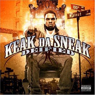 <i>Deified</i> (album) 2008 studio album by Keak Da Sneak