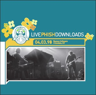 Phish - Livephish 07.15.03 USANA Amphitheatre West Valley City UT