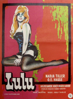 <i>Lulu</i> (1962 film) 1962 film by Rolf Thiele