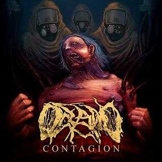 <i>Contagion</i> (Oceano album) 2010 studio album by Oceano