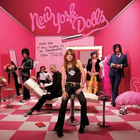 <i>One Day It Will Please Us to Remember Even This</i> 2006 studio album by New York Dolls