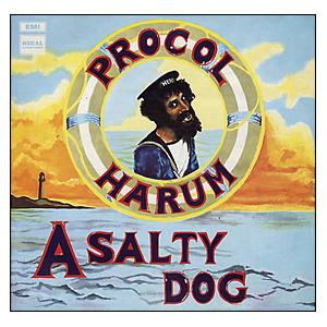 <i>A Salty Dog</i> 1969 studio album by Procol Harum