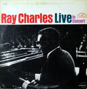 <i>Live in Concert</i> (Ray Charles album) 1965 live album by Ray Charles