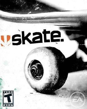 Picture of a game: Skate