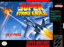 <i>Super Strike Eagle</i> 1993 video game
