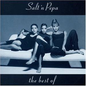 <i>The Best of Salt-N-Pepa</i> 1999 greatest hits album by Salt-N-Pepa