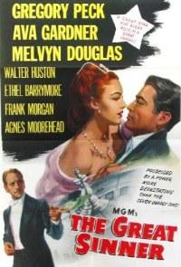 <i>The Great Sinner</i> 1949 film by Robert Siodmak