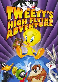 <i>Tweetys High-Flying Adventure</i> 2000 animated film