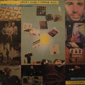 <i>Vrući dani i vrele noći</i> 1982 compilation album by Various Artists