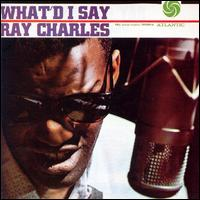 What'd I Say (album) - Wikipedia