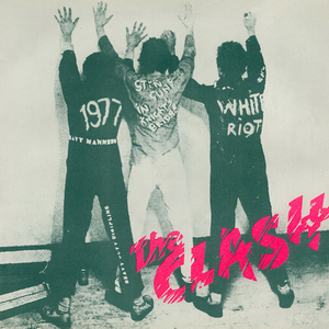 White Riot single (The Clash song)