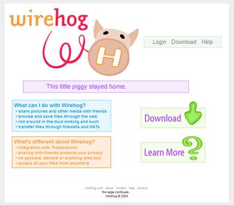 Презентация Wirehog