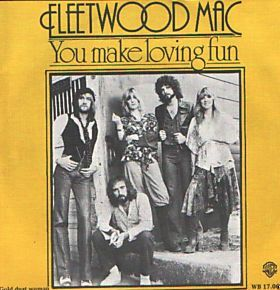 Fleetwood Mac - You Make Loving Fun (studio acapella)