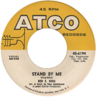 Stand by Me (Ben E  King song) - Wikipedia