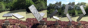 'Breaking Column', motorized stainless steel sculpture by --George Rickey--, 1988, --The Contemporary Museum, Honolulu--.jpg