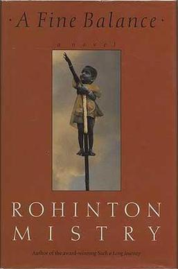Review: A Fine Balance by Rohinton Mistry