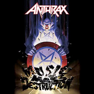 <i>Music of Mass Destruction</i> 2004 live album by Anthrax