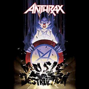 Les Lives Eternels. AnthraxMusicOfMassDestruction