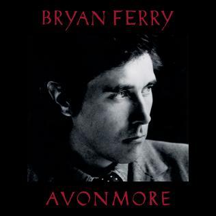 <i>Avonmore</i> (album) 2014 studio album by Bryan Ferry