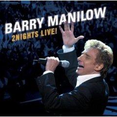 Barry Manilow Tour  Uk