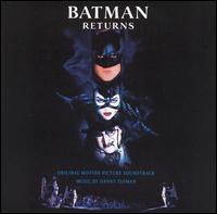 <i>Batman Returns</i> (soundtrack) 1992 soundtrack album by Danny Elfman