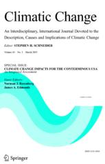 <i>Climatic Change</i> (journal) Academic journal
