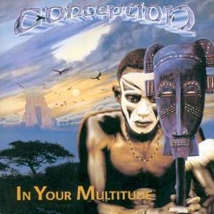 <i>In Your Multitude</i> 1995 studio album by Conception
