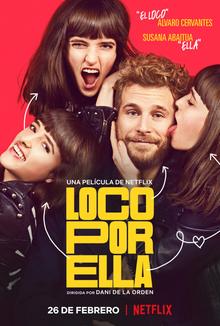 Picture of a movie: Loco Por Ella