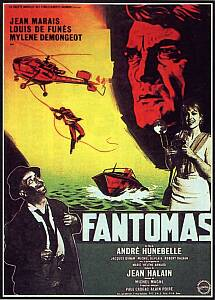 Фантомас (1964) /Fantomas
