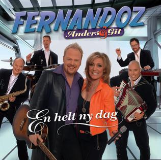 <i>En helt ny dag</i> 2008 studio album by Fernandoz
