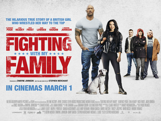 <i>Fighting with My Family</i> 2019 film by Stephen Merchant