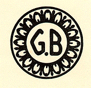 Gaumont–British logo in the 1910s and 20s