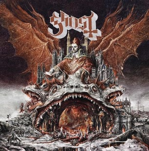 <i>Prequelle</i> Album by Swedish heavy metal band Ghost