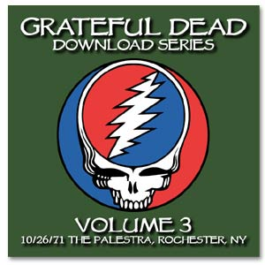 <i>Grateful Dead Download Series Volume 3</i> 2005 live album by Grateful Dead
