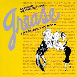 <i>Grease</i> (musical) stage musical