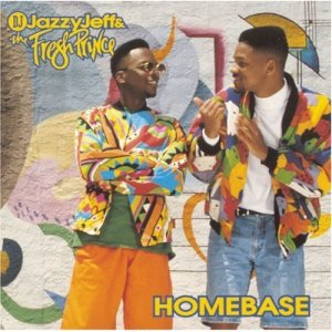 1991 studio album by DJ Jazzy Jeff & The Fresh Prince