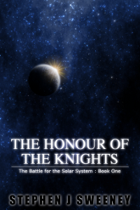Honour of the Knights novel cover