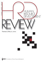<i>Human Resource Development Review</i> journal