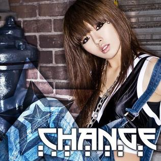Change (Hyuna song) song by Hyuna
