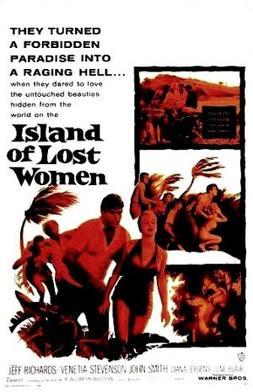 Island Of Lost Women Wikipedia