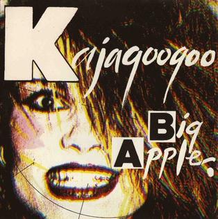 Big Apple (song) 1983 single by Kajagoogoo