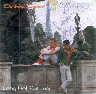 Long Hot Summer (The Style Council song) - Wikipedia