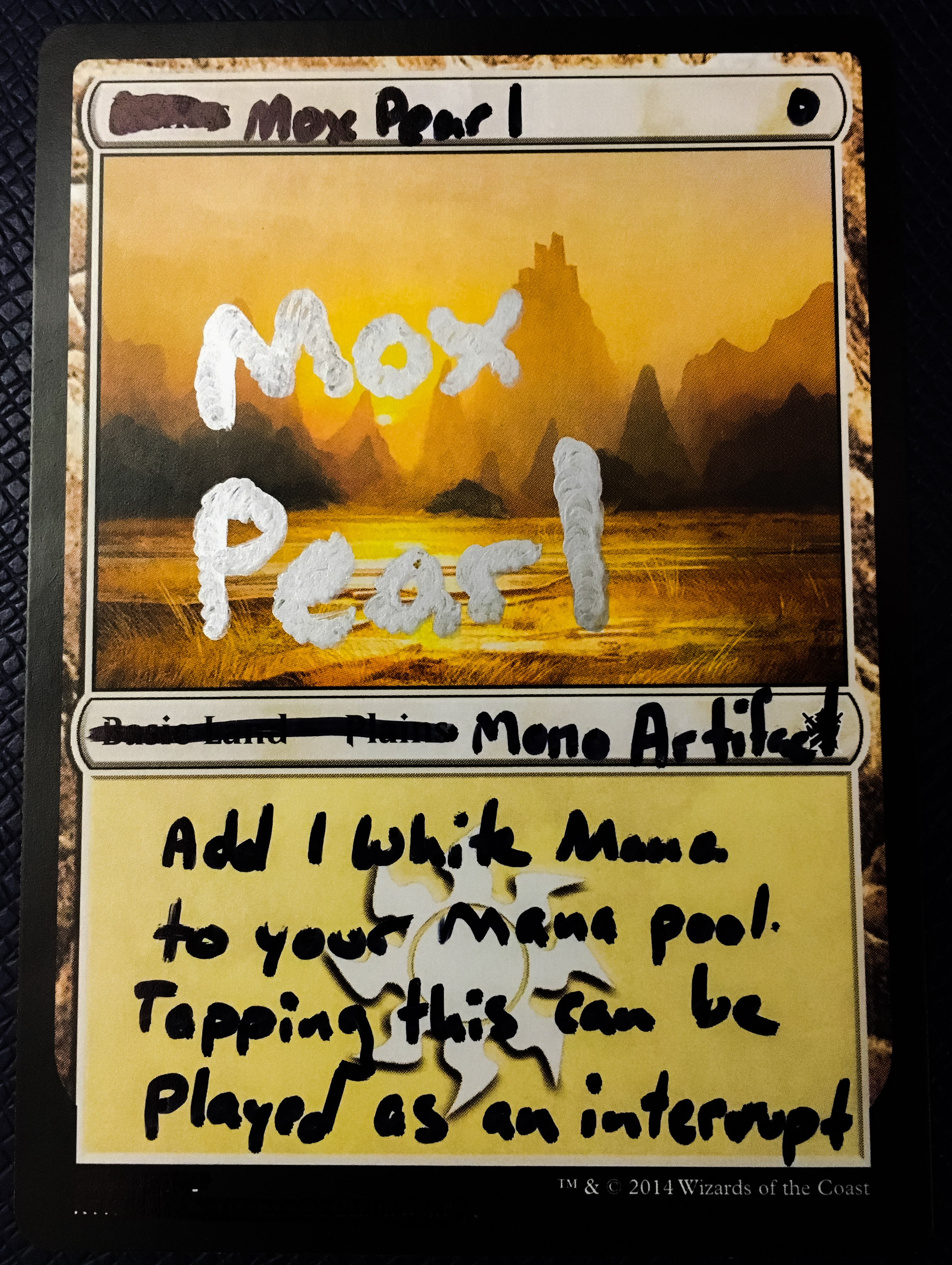 image relating to Mtg Printable Proxies named Proxy card - Wikipedia