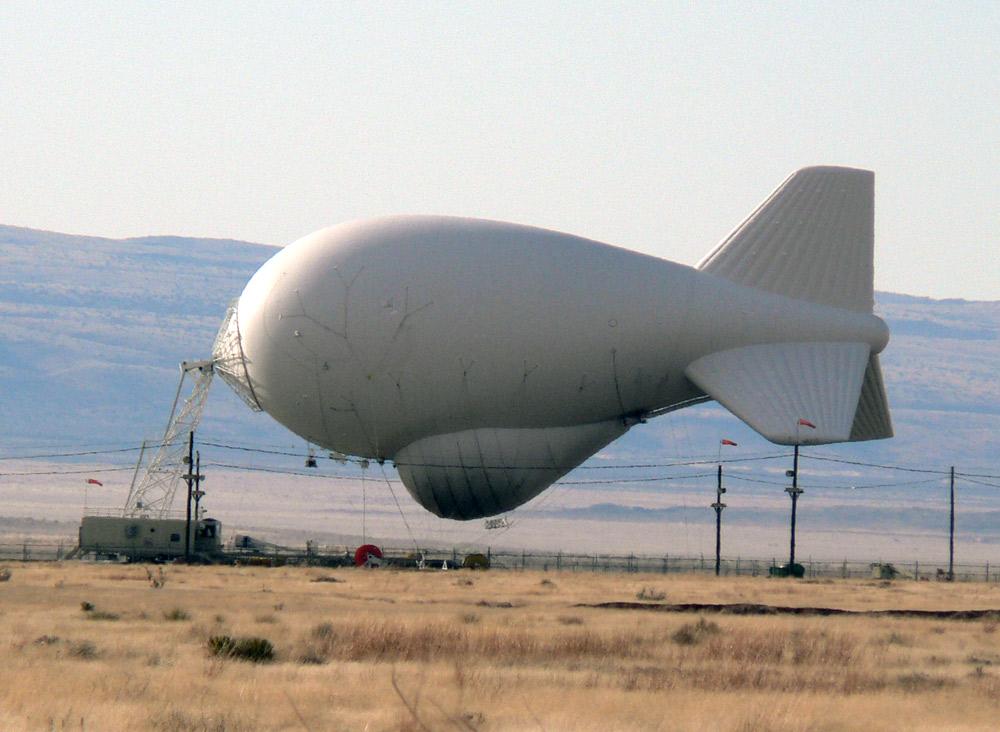 Tethered Aerostat Radar System Wikipedia