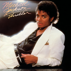 Image result for thriller michael jackson cover
