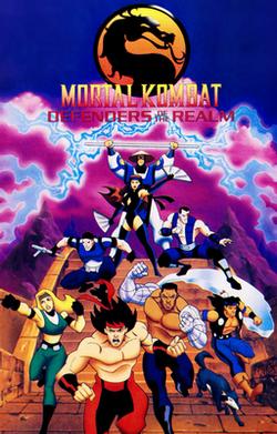 Mortal Kombat: Defenders of the Realm - Wikipedia
