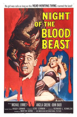 night of the blood beast wikipedia